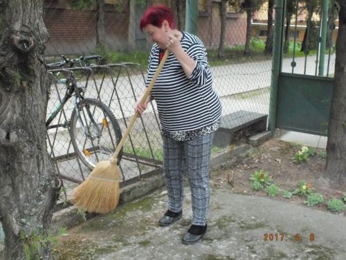 Falutakarítás 2017 / Upratovanie obce 2017