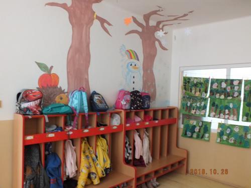 Zrekonštruovaná materská škola