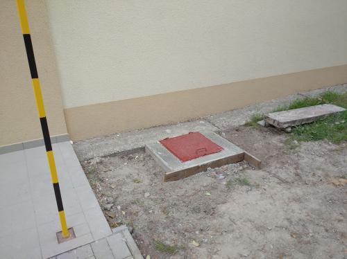 Iskolai felújítások / Obnova vodovodu